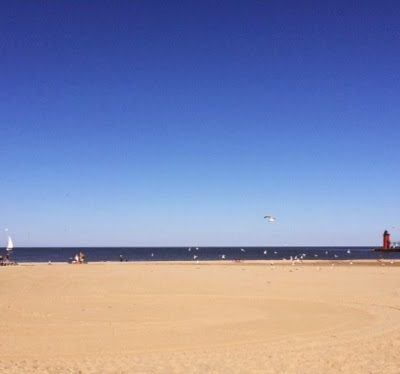 We Three & Some Summer Spontaneity at South Haven